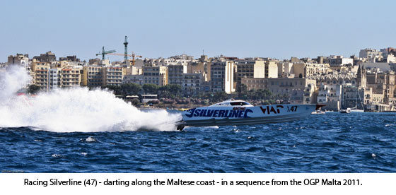 Malta Maritime Directory For Drew Langdon Every Wave